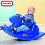 乗用玩具 リトルタイクス ロッキンフォース ブルー 1