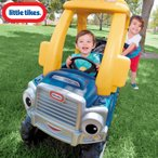 Online ONLY(海外取寄)/ 乗用玩具 リトルタイクス コージートラック 子ども 車 ベビーカー Littletikes 642319 /配送区分A
