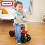 リトルタイクス スクータールー 幼児用 バランスバイク 四輪 乗用玩具 638077