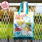 DM便送料無料/ TRADER JOE'S トレーダージョーズ トートバッグ パイン エコバッグ ショッピングバッグ