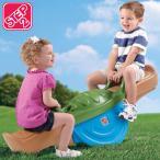 Online ONLY(海外取寄)/ シーソー STEP2 プレイ アップ ティター トッター 子供 遊具 スポーツ玩具 運動
