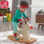 乗用玩具 ステップ2 ロッキング トナカイ ルドルフ 1歳から STEP2 482700