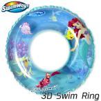 浮き輪 子供 51cm ディズニー プリンセス アリエル スイムリング SwimWays 28015 disney_y