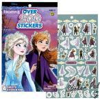 ディズニー アナと雪の女王2 シール 200カット ごほうびシール 手帳 スケジュール ステッカー アナ エルサ