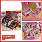 10cp/ アフターSALE/ ディズニー ミニーマウス プリンセス カーズ プレイハウス ベッドトッパー ベッドに取り付け出来る 室内用プレイテン (DM便不可)