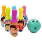 ディズニー ボーリング セット スポーツ玩具 プリンセス ミニー カーズ ソフィア キャラクター グッズ おもちゃ 遊具 玩具 キッズ 子ども (DM便不可)