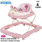 Disney Music and Lights Walker  Pink by Disney  並行輸入品