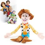 トイストーリー ウッディ 抱き枕 ぬいぐるみ 人形 60cm 特大Lサイズ ビッグサイズ (DM便不可)