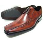 ANTONIO DUCATI 革底 スワールモカ ビジネスシューズ(革靴 紳士靴)茶色