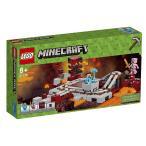 ショッピングレゴ レゴ LEGO マインクラフト 暗黒界の線路 21130 MINECRAFT 送料無料
