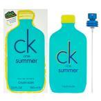カルバン クライン CALVIN KLEIN シーケーワン サマー 2020 EDT SP 100ml【送料無料】CK ONE SUMMER 2020 【香水 フレグランス】