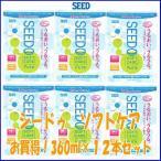 シード SEEDO シードゥソフトケア 360ml 2本セット×6箱