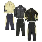 【NO-0494】DUELO デュエロ 通販 セール:ZIP UP トレーニングスーツ上下セット