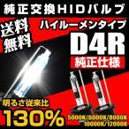 HID D4R 専用設計 ハイルーメンタイプ 純正交換 バルブ 35W 5000K/6000K/8000K/10000K/12000K 送料無料