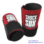 "SHOCK SOX ショック ソックス 4C-RED SHOCK SOX 4"" CONV. FORK RED  RED 802106 【米国取寄せ】"