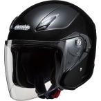 マルシン MARUSHIN  バイクヘルメット ジェット M-430 ブラックメタリック フリーサイズ 57 60CM