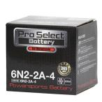 ProSelect(プロセレクト) バイクバッテリー 6N2-2A-4 液入り充電済み 1個