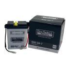 ProSelect(プロセレクト) バイクバッテリー 6N2-2A-7(6N2-2A-4互換) 液入り充電済み 1個