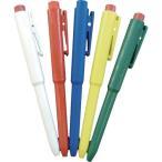 取寄 66216501 バーキンタ ボールペン J802 本体:青 インク:赤 BCPNーJ802 BR バーテック 1本