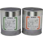取寄 6100-2KG エポキシ接着剤 6100 2kgセット ALTECO(アルテコ) 黄色透明(硬化後) 1セット