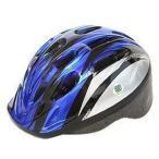 PALMY P-MV12 パルミーキッズヘルメット シルバー/ブルー(M26) P-MV12
