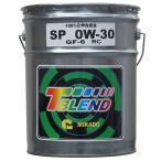 取寄 100%化学合成油(VHVI) T-ブレンド SP GF-6/RC 0W-30 20L ミカド