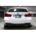 3D Design エキゾーストシステム ステンレスマフラー BMW 3シリーズ/F30(320i)用 送料サイズ160
