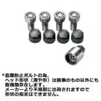AUDI / アウディ 純正アクセサリー ホイールロックボルトセット 送料サイズ60