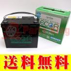 送料無料 GSユアサ 充電制御車用バッテリー エコカー ECO.R(エコ アール) ECT-60B24L 日産 ノート E11