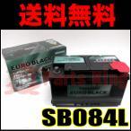 ヤナセユーロブラックバッテリー SB084L メルセデスベンツ W204 送料無料