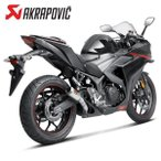 Yahoo!Parts OnlineYAMAHA YZF-R25/MT-25 AKRAPOVIC スリップオンライン GP STYLE (GPスタイル)ステンレス(JMCA認定)(S-Y2SO11-AHCSSJPA)