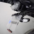 YAMAHA ワイズギア MT-10 ライセンスプレートホルダー【Q5K-ATV-Y82-270】
