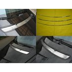 ベンツ ボンネットダクトモール W140 AMGブラバスロリンザー フィン ダクト カバー