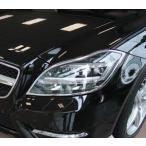 ベンツ メッキヘッドライトリングC218CLS350CLS550CLS63AMGブラバスロリンザー - 8,500 円