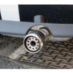 BMW ミニ クローム メッキ パンチングメッシュ マフラーカッター MINI R50 R52 R53 クーパー/ワン/クーパーS