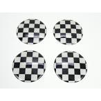 BMW ミニ クーパー  MINI チェッカーフラッグ センターキャップシール ホイールエンブレム R50 R52 R53R55R56R57R58R59R60R61