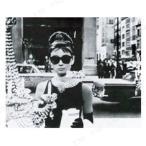 取寄品  Audrey Hepburn ミニポスター インテリア 生活雑貨 映画 洋画