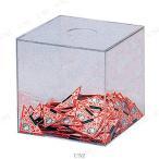 取寄品  アクリル抽選箱 パーティーグッズ イベント用品 演出 盛り上げグッズ クイズ用品 抽選用品 投票箱 ボックス クジ くじびき くじ引き