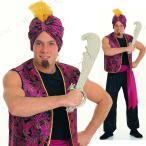 サルタンハロウィン衣装仮装衣装コスプレコスチューム大人用男性用メンズパーティーグッズ海外民族衣装伝統衣装アラビアンアラブ