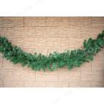 スワッグ パーティーグッズ 270cmクリスマスガーランド(ヌードガーランド/グリーン)
