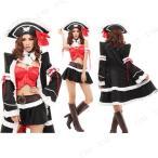 コスプレ 仮装 海賊 ジャケット 衣装 ハロウィン レディース コスチューム 大人用 余興