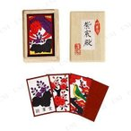 花かるた 紫宸殿『桐箱入』  (赤) おもちゃ ホビー 花札 カードゲーム テーブルゲーム