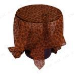ディスプレイシートカボチャオレンジハロウィン雑貨パーティーテーブルウェアテーブルクロス