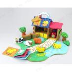 知育教材 ふわふわファームハウス おもちゃ オモチャ 知育玩具…