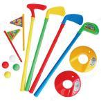 デラックスゴルフプレイセット おもちゃ オモチャ スポーツ玩具