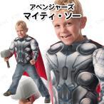 取寄品  子ども用ソーボックスセット ハロウィン 仮装 衣装 コスプレ コスチューム キッズ こども 公式 Thor