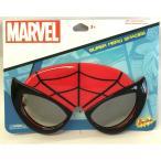 「スパイダーマン キッズサングラス」子ども用 めがね メガネ 眼鏡 アメコミ キャラクター 雑貨 小物 グッズ コスプレ なりきりサングラス マーベルヒーロー