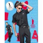 警官衣装警察仮装ハロウィンコスプレメンズ男性用囚人「NewYorkWishポリスマン」