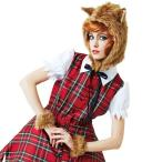 赤ずきんおおかみオオカミ「ウルフガール」狼仮装衣装コスチュームハロウィン