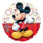 Yahoo!パーティーパラダイス42cmアルミ風船「ミッキーポートレート」ホイルバルーン お誕生日会 パーティー デコレーション 装飾 ディズニーキャラ